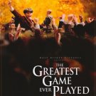 Greatest Game That Ever Played Original Movie Poster Double Sided 27 X40