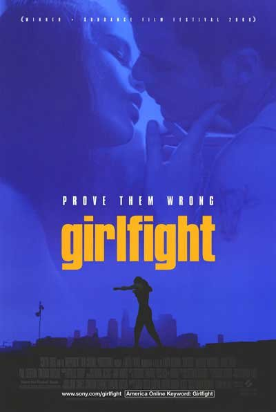 Girlfight Original Movie Poster Double Sided 27x40