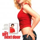 Girl Next Door Original Movie Poster Double Sided 27x40