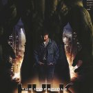 Incredible Hulk Original Movie Poster Double Sided 27x40