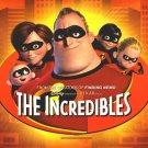I ncredibles Movie Poster Original 23 x27