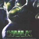 Hulk  Original Movie Poster  Double Sided 27 X40