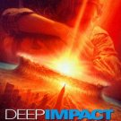Deep Impact Original Movie Poster Double Sided 27x40