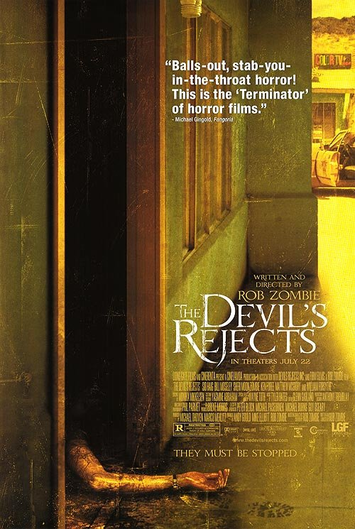 Devil's Reject Original Movie Poster Single Sided 27x40