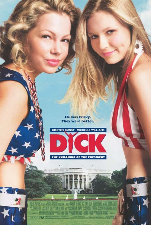 Dick Original Movie Poster Single Sided 27x40
