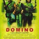 Domino Original Movie Poster Single Sided 27x40
