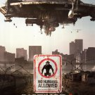 District 9 Regular Original Movie Poster Double Sided 27x40