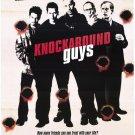 Knockaround Guys Original Movie Poster Single Sided 27x40