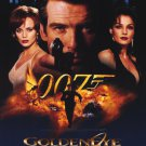 Golden Eye Dvd/Video Poster Original Movie Poster Single Sided 27x40