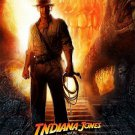 Indiana Jones And The Kingdom Of Crystal Skull Adv May22 Original Movie Poster Double Sided 27x40