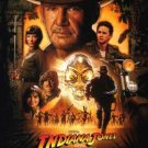 Indiana Jones And The Kingdom Of Crystal Skull Intl. Original Movie Poster Double Sided 27x40