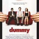 DUMMY  MOVIE Poster ORIG 27 X40 SINGLE SIDED