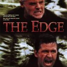 THE EDGE DOUBLE SIDED MOVIE Poster ORIGINAL 27 X40