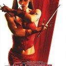 ELEKTRA Movie Poster  27X40 ORIGINAL SINGLE SIDED