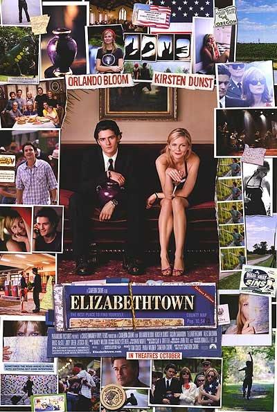ELIZABETHTOWN INTL Movie Poster  27X40 ORIG DOUBLE SIDED