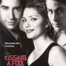 Kissing A Fool Version A Original Movie Poster Double Sided 27 X40
