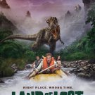 Land Of The Lost Original Movie Poster Double Sided 27x40