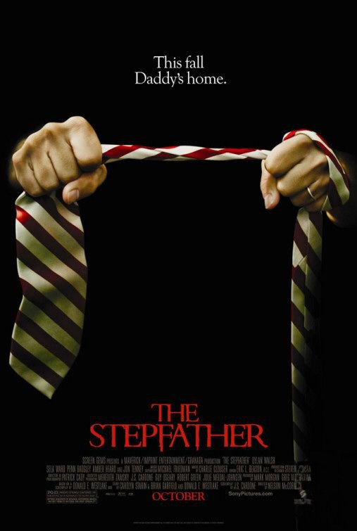 Stepfather Original Movie Poster Double Sided 27x40