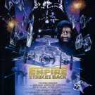 Empire Strikes Back  Original Movie PosterSingle Sided 27x40