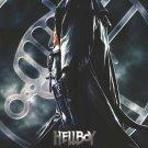Hellboy Regular Original Movie Poster Double Sided 27x40
