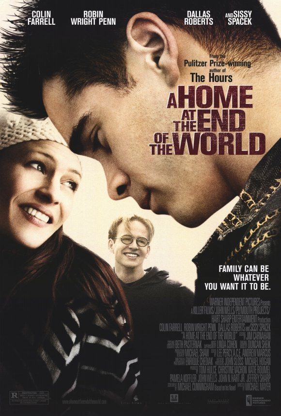Home At The End Of The World Original Movie Poster Double Sided 27x40