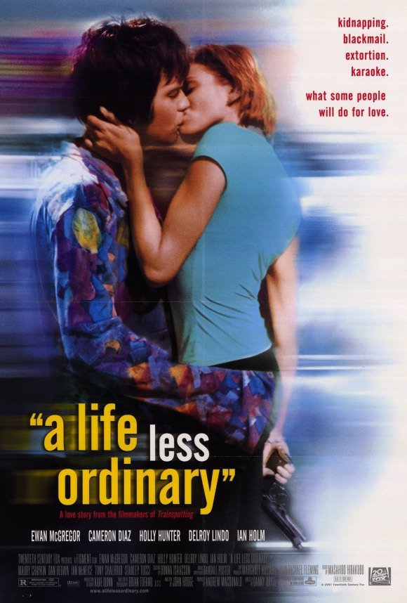 Life Less  Original Movie Poster Single Sided 27x40