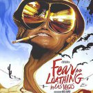 Fear And Loathing In Las Vegas Original Movie Poster Double Sided 27x40