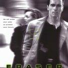 Eraser Original Movie Poster Single Sided 27x40