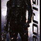 G.I. Joe : Rise Of Cobra Duke Original Movie Poster Double Sided 27x40