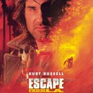 Escape From L.A. Original Movie Poster Double Sided 27x40