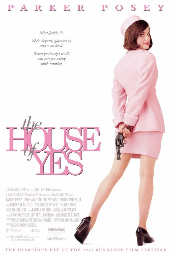 House Of yes Original Movie Poster Single Sided 27 X40