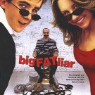 Big Fat Liar Original Movie Poster Single Sided 27 X40