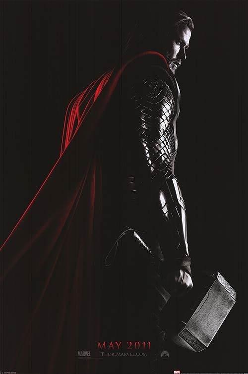 Thor Hammer Original Movie Poster Single Sided 27 X40