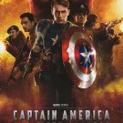 Captain America Intl Original Movie Poster Double Sided 27 X40