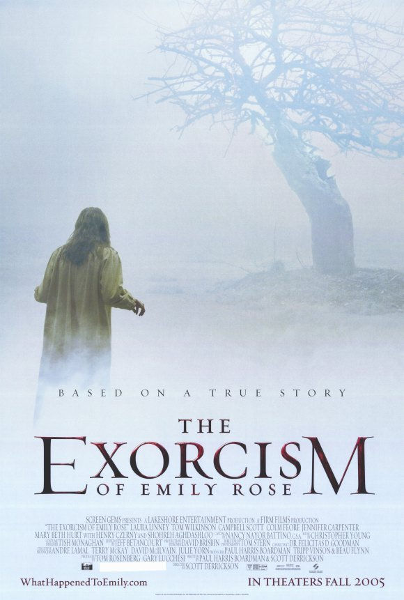 Exorcism Of Emily Rose Version A Original Movie Poster Double Sided 27 X40