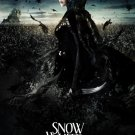 Snow White and The Huntsman Version A Double Sided Orignal Movie Poster