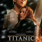 Titanic 3D Original Movie Poster Double Sided 27 X40
