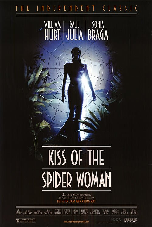 Kiss Of The Spider Woman Original Movie Poster Single Sided 27 X40