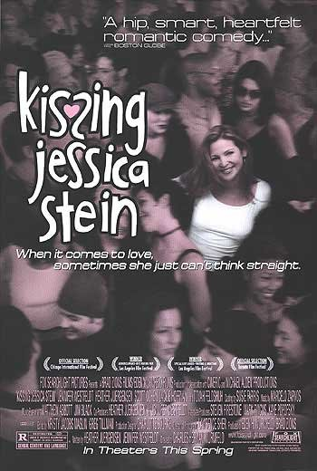 Kissing Jessica Stein Original Movie Poster Double Sided 27 X40