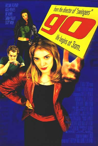 Go Original Movie Poster  Double Sided 27 X40