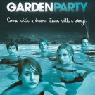 Garden party Original Movie Poster Double Sided 27x40