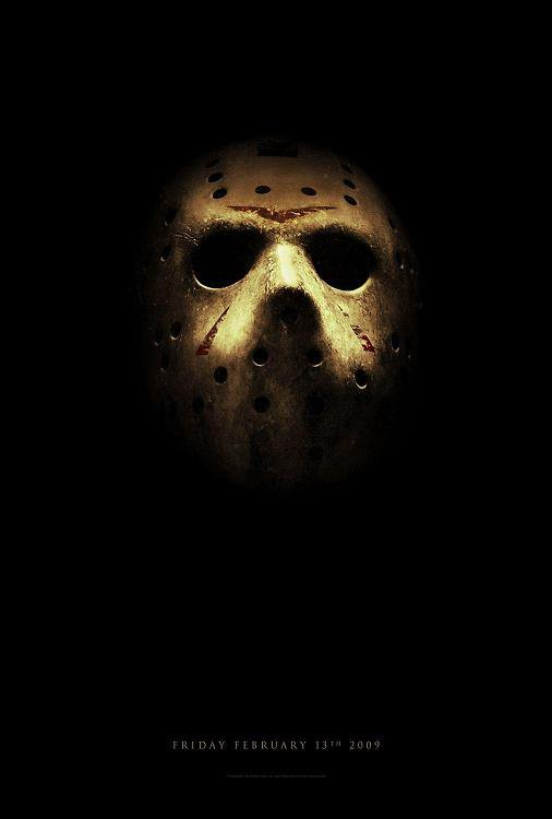 Friday The 13Th Advance Original Movie Poster Double Sided 27 X40