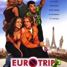 Eurotrip Original Movie Poster Double Sided 27x40