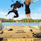 Wanderlust  Original Movie Poster Double Sided 27x40