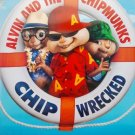 Alvin and the Chipmunks Chip-Wrecked Regular Original Movie Poster Doube Sided 27x40
