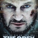 The Grey Original Movie Poster Single Sided 27x40