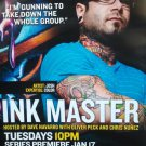 Ink Master Version B Tv Show Poster Original Movie Poster Single Sided 27x40