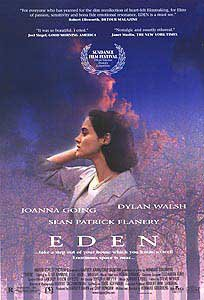 Eden Movie Poster Single Sided Original 27 X40
