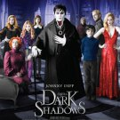 Dark Shadows Original Movie Poster Single Sided 27x40