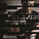 Bourne Legacy Advance Original Movie Poster Double Sided 27x40